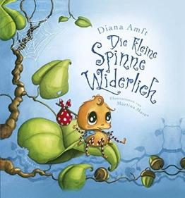 Die kleine Spinne Widerlich: Mini-Ausgabe -