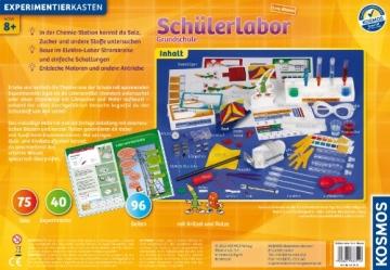 KOSMOS 633912 Schülerlabor Grundschule 3.+ 4. Klasse -