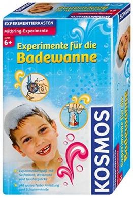KOSMOS 657130 Experimente für die Badewanne -