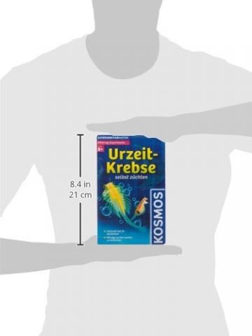 Kosmos 659219 - Experimentierset Urzeit-Krebse -
