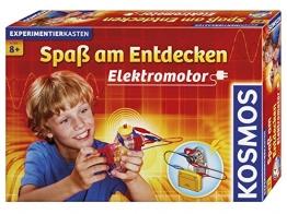 Kosmos 661038 - Spaß am Entdecken, Elektromotor -