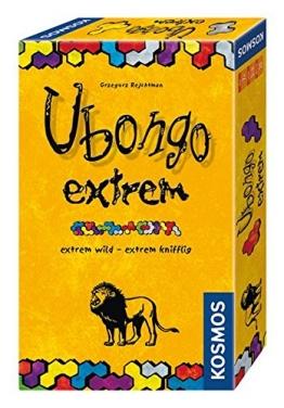 Kosmos 699437 - Ubongo Extrem - Mitbringspiel -