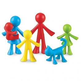 Learning Resources All About Me Spielfiguren Familie (24 Stück) -