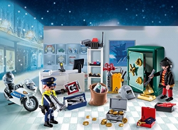 PLAYMOBIL 9007 - Adventskalender