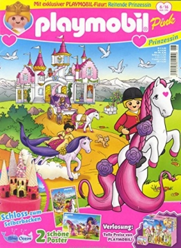 Playmobil Pink [Jahresabo] -