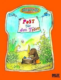 Post für den Tiger: Die Geschichte, wie der kleine Bär und der kleine Tiger die Briefpost, die Luftpost und das Telefon erfinden (MINIMAX) -