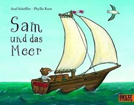 Sam und das Meer: Bilderbuch (MINIMAX) -