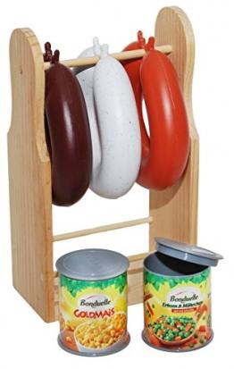 Tanner 0304.8 - Wurstständer aus Holz -