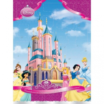 Universal Trends TPF26001 - Adventskalender Disney Prinzessinnen -
